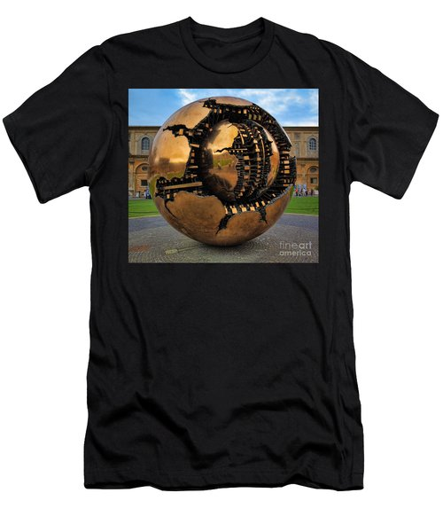 Sphere Within Sphere Men's T-Shirt (Athletic Fit)