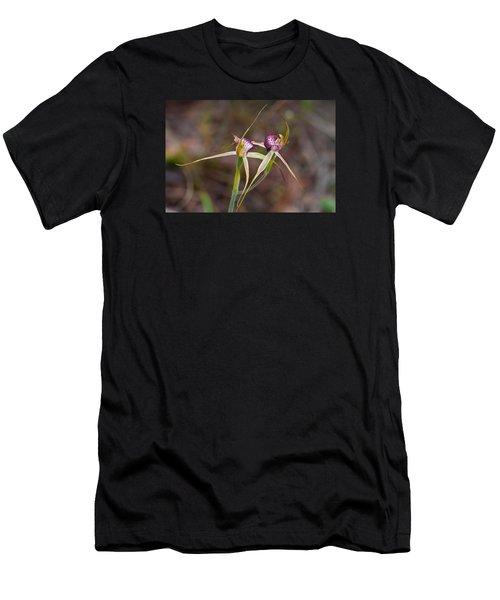Spider Orchid Australia Men's T-Shirt (Athletic Fit)