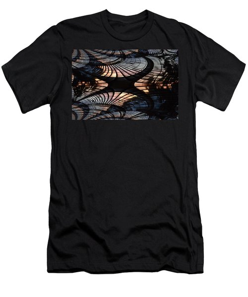 Spin Cycle Men's T-Shirt (Athletic Fit)