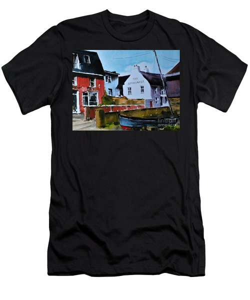 Spinaker In Scilly  Kinsale Men's T-Shirt (Athletic Fit)