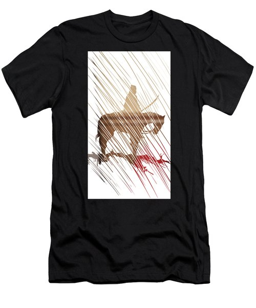 Spirit Animal . War Horse  Men's T-Shirt (Athletic Fit)