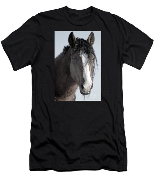 Spirit Horse Men's T-Shirt (Athletic Fit)