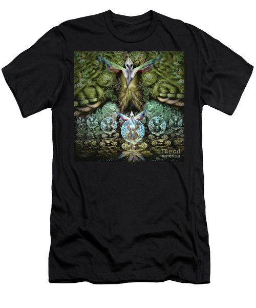 Spirit In The Woods Men's T-Shirt (Athletic Fit)