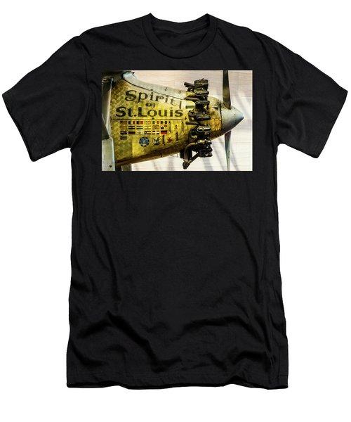 Spirit Of St Louis Men's T-Shirt (Athletic Fit)