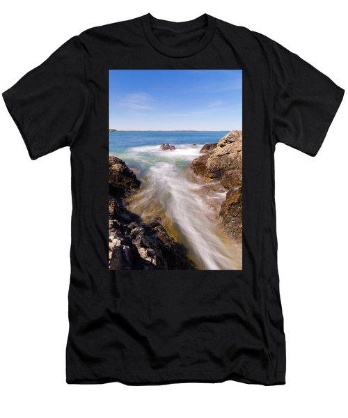 Spirit Of The Atlantic Men's T-Shirt (Athletic Fit)