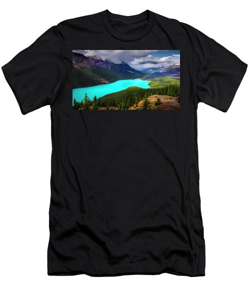 Spirit Of The Wolf Men's T-Shirt (Athletic Fit)