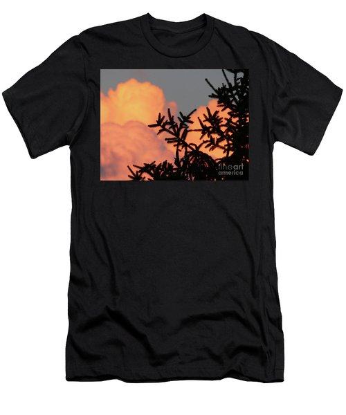 Spirit Pines Men's T-Shirt (Athletic Fit)