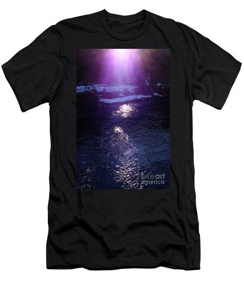 Spiritual Light Men's T-Shirt (Athletic Fit)