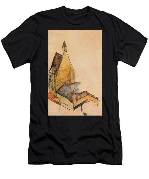 Spitalskirche Molding 1918 Men's T-Shirt (Athletic Fit)