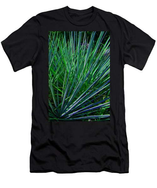 Men's T-Shirt (Slim Fit) featuring the photograph Splayed by Lenore Senior