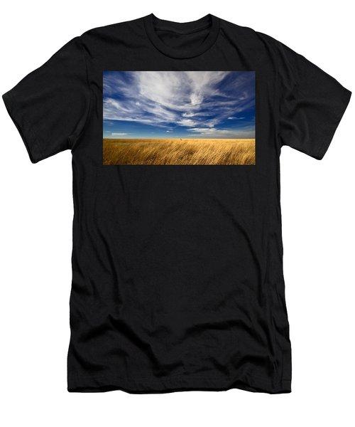 Splendid Isolation Men's T-Shirt (Athletic Fit)