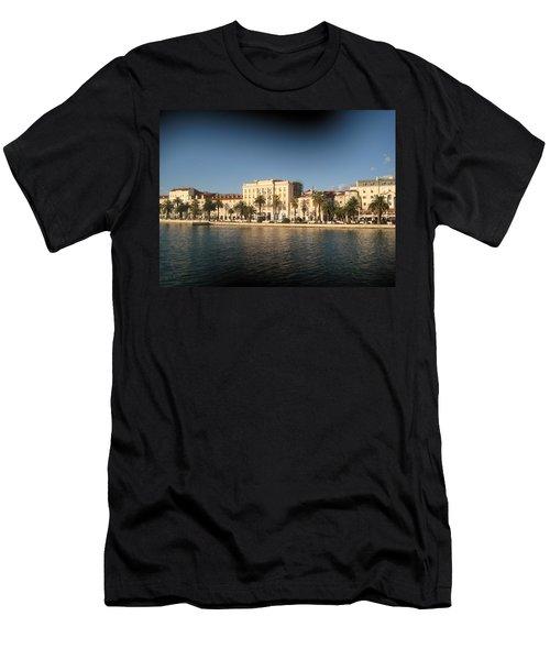 Split- Croatia Men's T-Shirt (Athletic Fit)