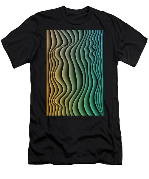 Split Infinities Men's T-Shirt (Athletic Fit)