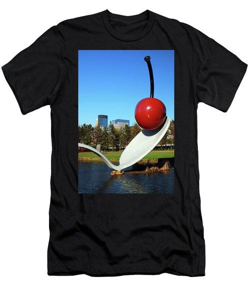 Spoonbridge Men's T-Shirt (Athletic Fit)