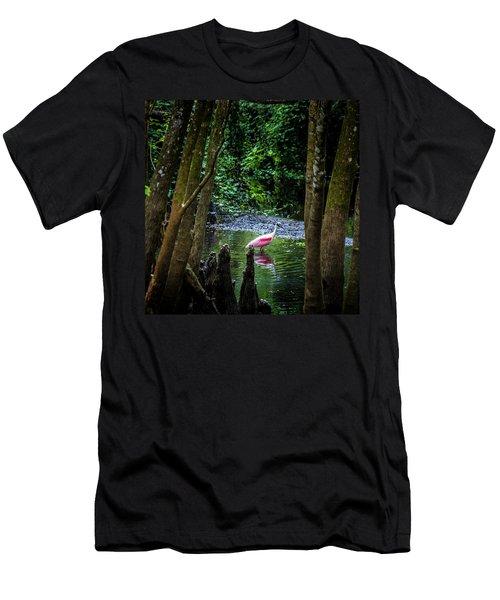 Spooning Men's T-Shirt (Athletic Fit)