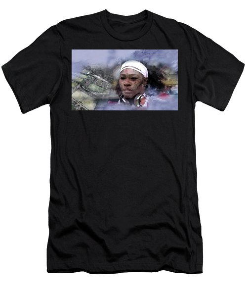 Sports 219 Men's T-Shirt (Athletic Fit)