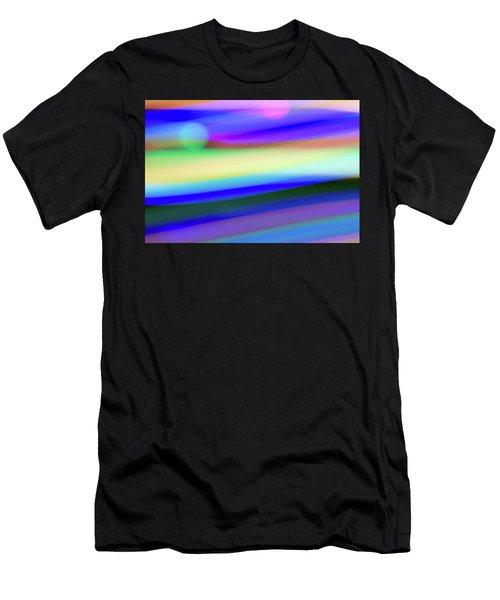 Spotlight Men's T-Shirt (Athletic Fit)