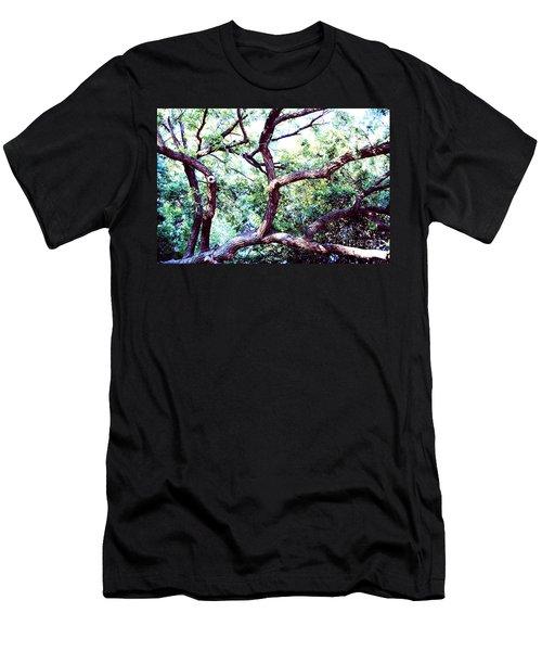 Sprawling  Men's T-Shirt (Slim Fit) by Jamie Lynn
