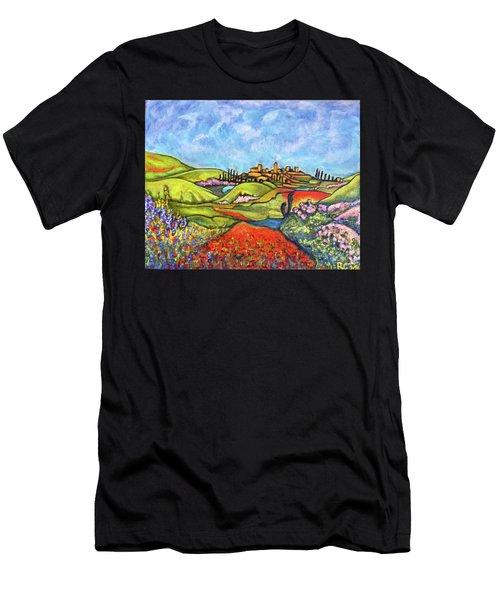 Spring Breeze Men's T-Shirt (Athletic Fit)