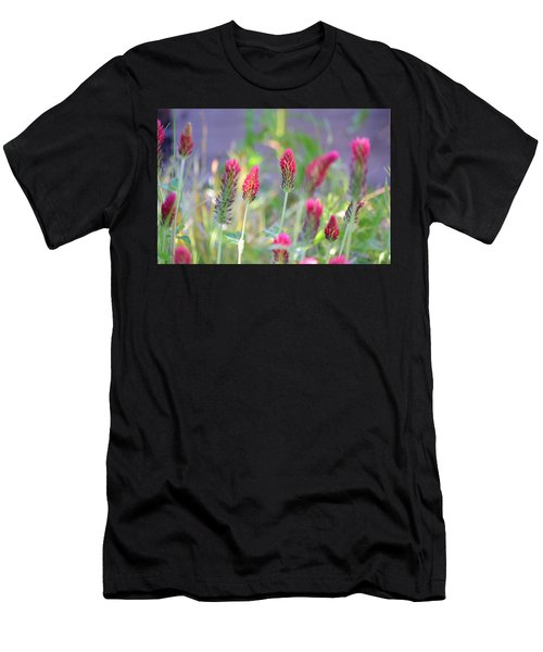 Spring Clover Men's T-Shirt (Athletic Fit)
