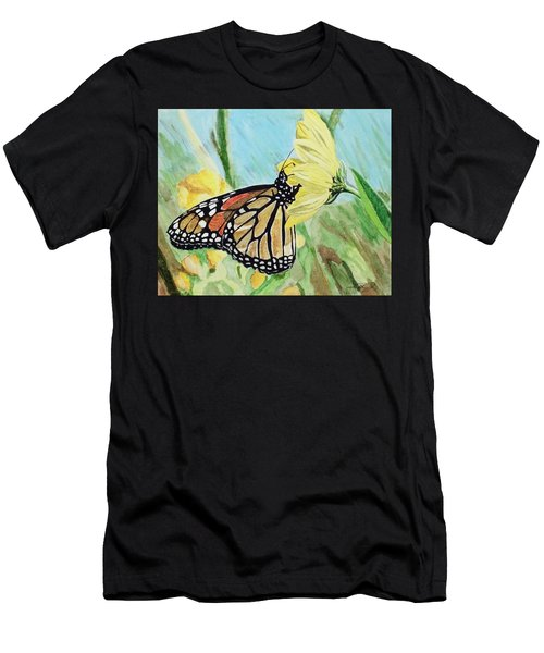 Spring Colors Men's T-Shirt (Athletic Fit)
