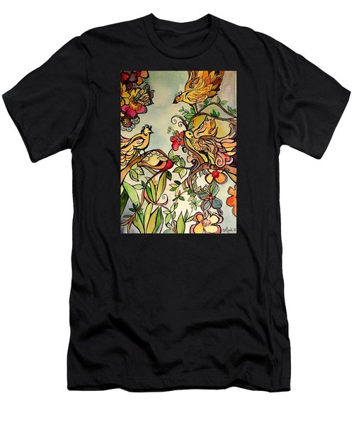 Spring Day Men's T-Shirt (Athletic Fit)