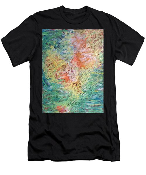 Spring Ecstasy Men's T-Shirt (Athletic Fit)
