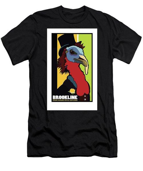 Spring Fashion Men's T-Shirt (Athletic Fit)