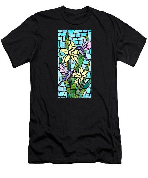 Spring Fling Men's T-Shirt (Slim Fit) by Jim Harris
