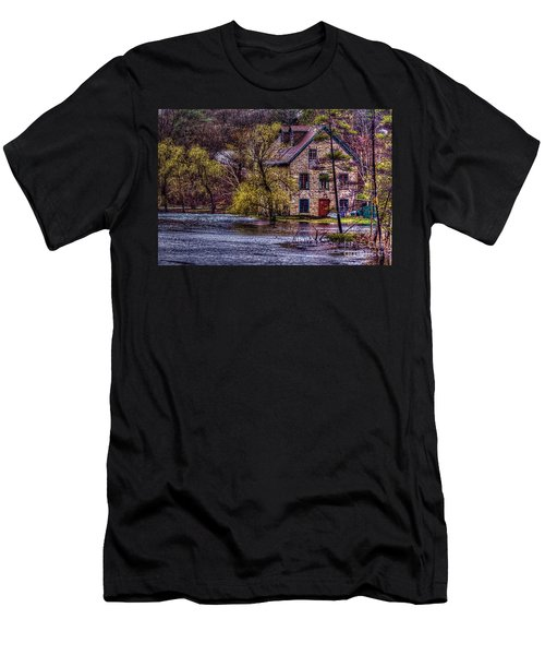 Spring Flood Men's T-Shirt (Athletic Fit)