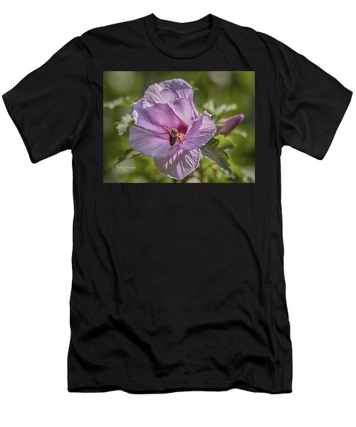 Spring Happy Dance Men's T-Shirt (Athletic Fit)