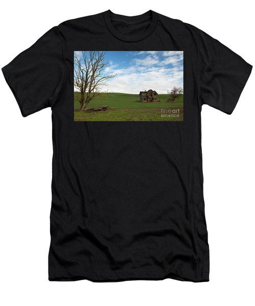 Spring Homestead Men's T-Shirt (Athletic Fit)