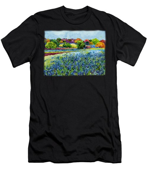 Spring Impressions Men's T-Shirt (Athletic Fit)