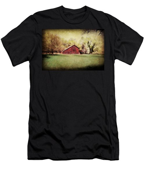 Spring In Nebraska Men's T-Shirt (Athletic Fit)