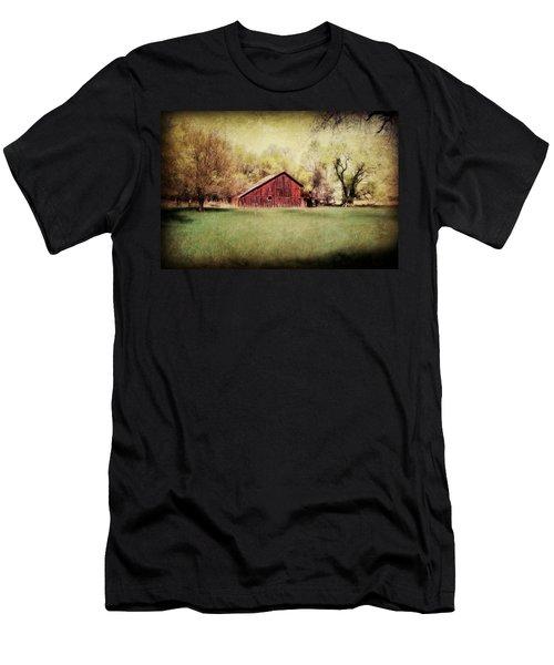 Spring In Nebraska Men's T-Shirt (Athletic Fit)