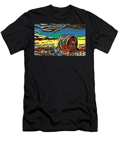 Spring Landscape Men's T-Shirt (Athletic Fit)