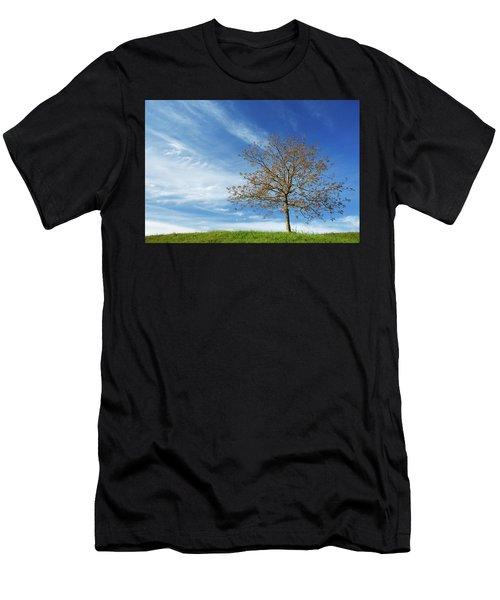 Spring Landscapes Men's T-Shirt (Athletic Fit)
