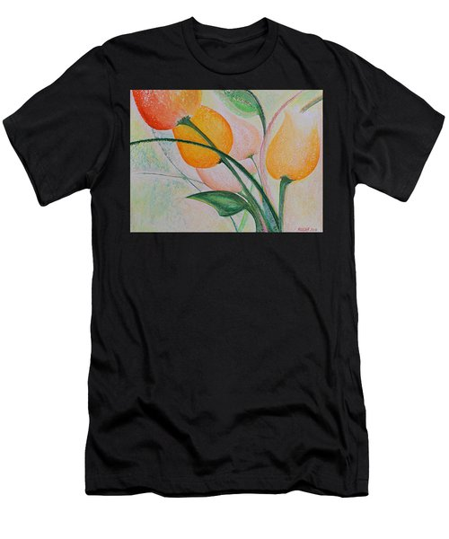 Spring Light Men's T-Shirt (Athletic Fit)