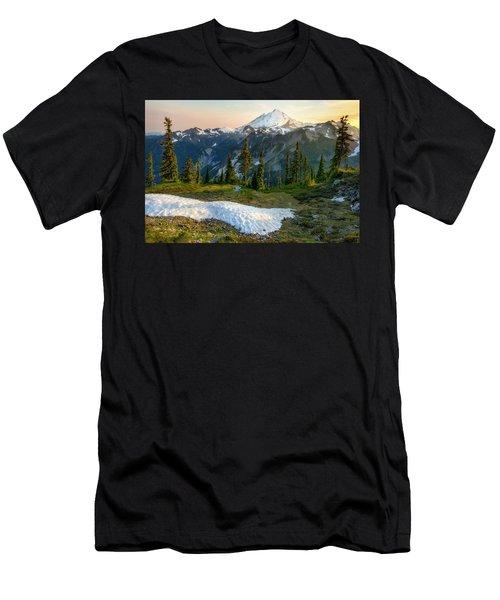 Spring Melt Men's T-Shirt (Athletic Fit)