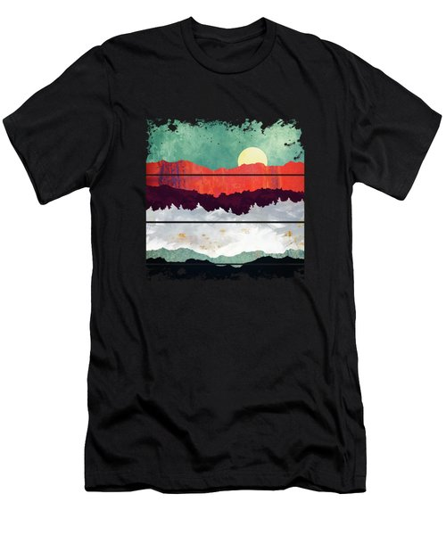 Spring Moon Men's T-Shirt (Athletic Fit)