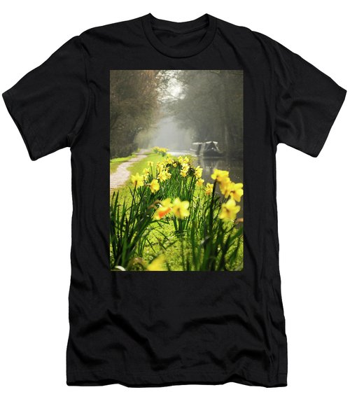 Spring Morning Men's T-Shirt (Athletic Fit)