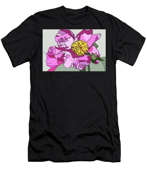 Spring Pink Men's T-Shirt (Athletic Fit)