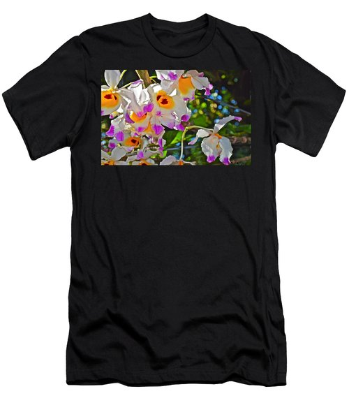 Spring Show 15 Brazilian Orchid Men's T-Shirt (Athletic Fit)