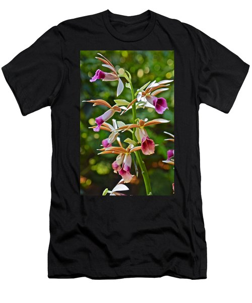 Spring Show 15 Nun's Orchid 1 Men's T-Shirt (Athletic Fit)