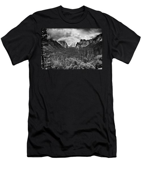 Spring Storm Men's T-Shirt (Athletic Fit)