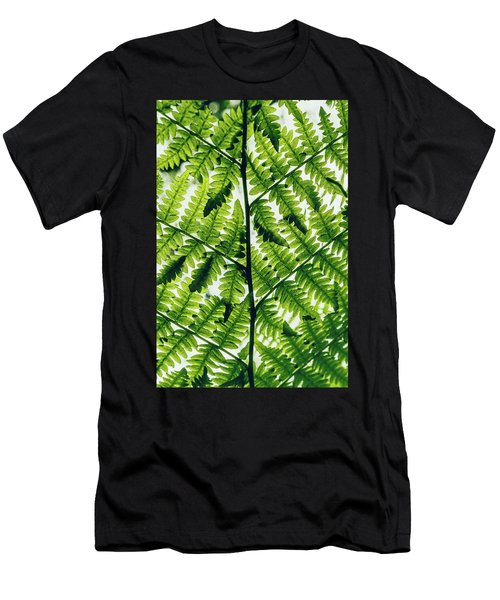Spring Symmetry Men's T-Shirt (Athletic Fit)