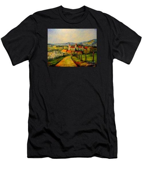 Springtime II Men's T-Shirt (Athletic Fit)