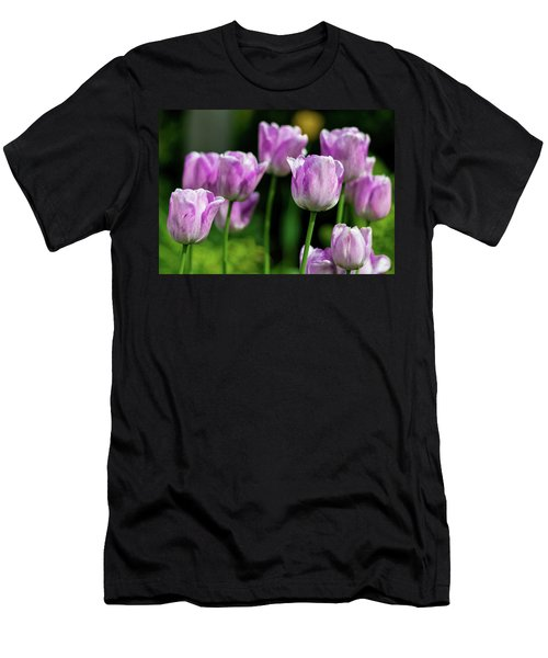 Springtime In Stratford Men's T-Shirt (Athletic Fit)
