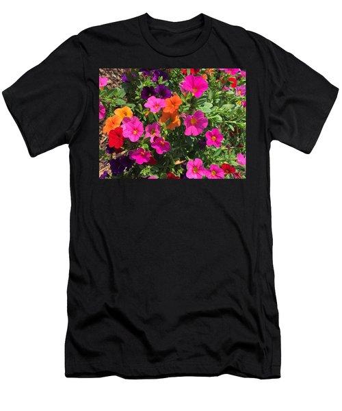 Springtime On The Farm Men's T-Shirt (Athletic Fit)