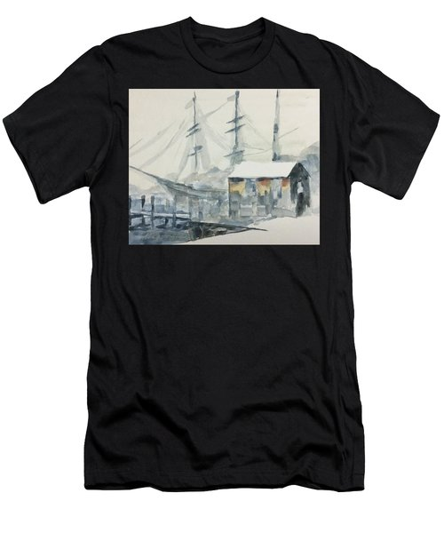 Square Rigger Men's T-Shirt (Athletic Fit)